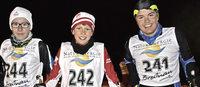177 Mädchen und Jungen beim Technik-Sprint am Thurner