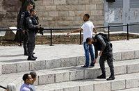 Israelischer Soldat t�tet am Boden liegenden Angreifer