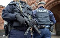 Polizei nimmt in Gie�en und D�sseldorf Verd�chtige fest