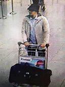 Offenbar dritter Flughafen-Attent�ter von Br�ssel in Haft