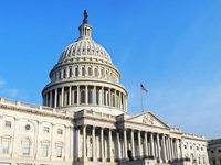 Sch�sse im Kapitol – Wei�es Haus abgeriegelt