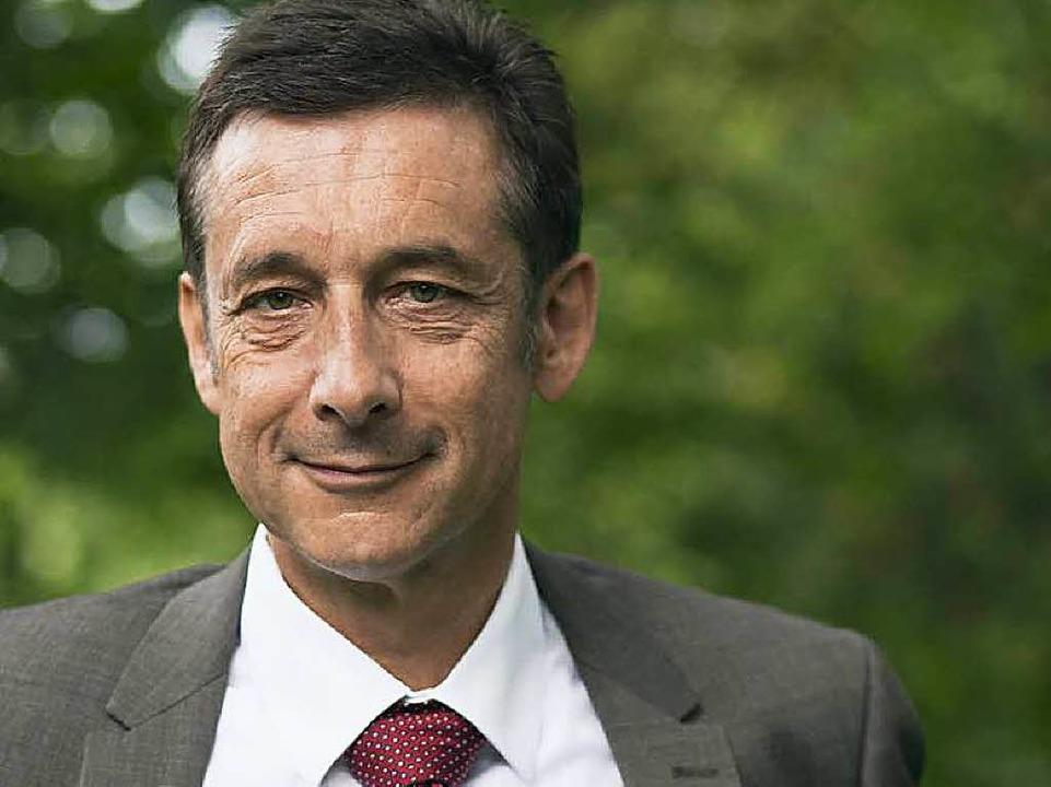Der Rückzug aus der Partei mache ihn n...n Menschen, betont Christoph Hoffmann.  | Foto: cchevallier