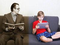 Wie es für Kinder ist, mit älteren Eltern aufzuwachsen