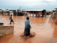 Dutzende Tote durch Regenf�lle in Pakistan