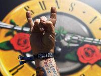 Reunion: Guns N' Roses spielen in Los Angeles
