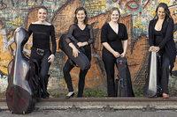 Vier preisgekr�nte Musikerinnen konzertieren in der Stadthalle