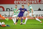 Fotos: SpVgg Greuther F�rth – SC Freiburg 2:3