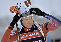 Bj�rndalen m�chte im Biathlon noch etwas erreichen