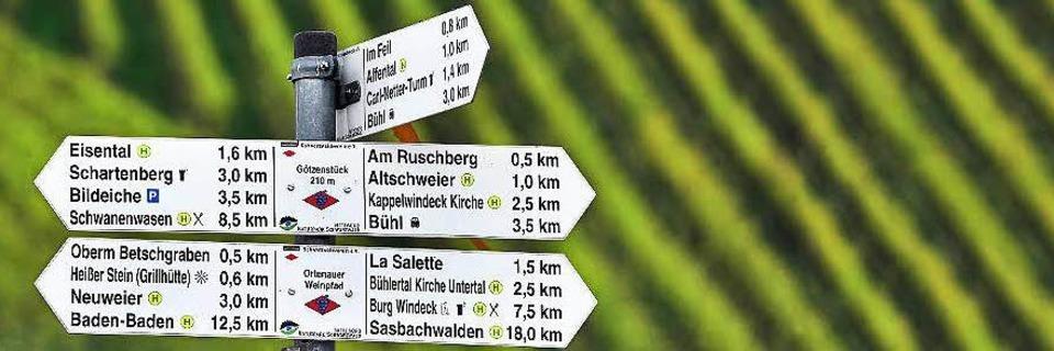 Weinwege am Oberrhein