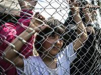 Immer weniger Fl�chtlinge kommen in Deutschland an