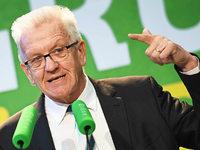 Kretschmann-Welle: Gr�ne Realos wollen sie nutzen