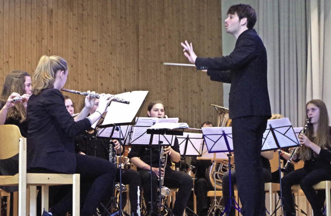 """Mit dem Projekt """"Postkarten - St...ne Zuhörer auf musikalische Weltreise.    Foto: Katharina Bächle"""