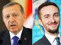 B�hmermann vs. Erdogan: Wortlaut und Kontext des gel�schten Gedichts