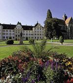 Lustwandeln in des K�nigs Schlossgarten