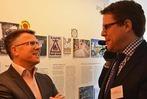 Fotos: Roche-Besucherzentrum für die Kesslergrube in Grenzach-Wyhlen ist eröffnet