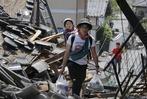 Fotos: Schweres Erdbeben im S�dwesten Japans