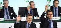 Der neue DFB-Pr�sident Grindel ist ein n�chterner Pragmatiker