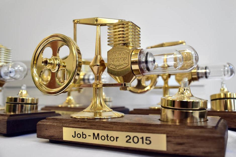 Der Preis (Foto: Thomas Kunz)