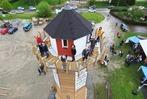 Fotoalbum: Leuchtturm ist installiert