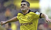 Borussia Dortmund holt sich neues Selbstvertrauen