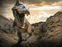 Aussterben der Saurier: Der Meteorit allein war's nicht