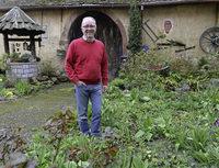 Gerd Nostadt ist durch und durch G�nsterst�ler - obwohl er aus Herdern kommt