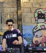 DJ Delicat und Wadjit im White Rabbit Club