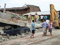 So hat ein L�rracher das Erdbeben in Ecuador erlebt