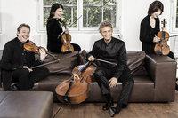 Bariton Thomas E. Bauer und das Minguet-Quartett sowie der ungarische Pianist D�nes V�rjon in Badenweiler
