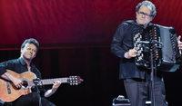 Galliano und Luc er�ffnen das Jazzfestival Basel