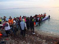 Lesbos und Idomeni: Wie ein Heitersheimer Fl�chtlingen hilft