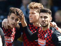 Liveticker zum Nachlesen: SC Freiburg – MSV Duisburg 3:0