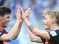 Dem Aufstieg ganz nah: SC Freiburg schl�gt Duisburg mit 3:0