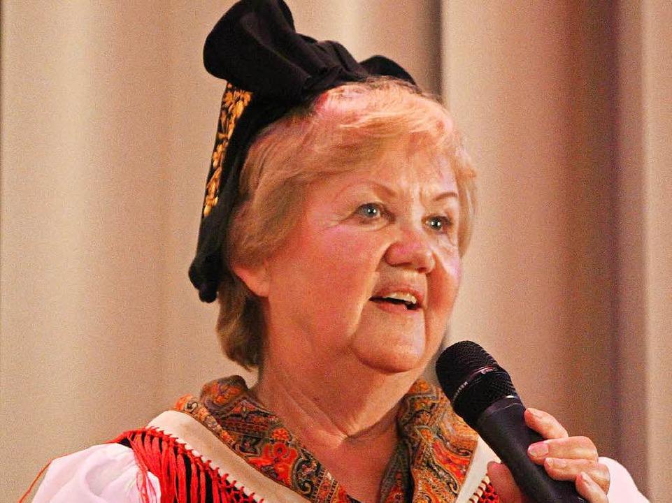 Heidi Zöllner  | Foto: Anja Bertsch