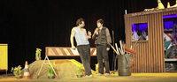 """Regionentheater mit """"Aus dem Staub"""" in Denzlingen"""
