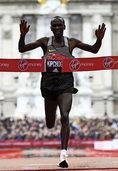 Beinahe-Weltrekord in London