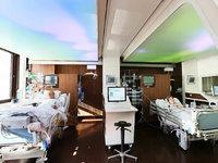Krankenhaus-Architektur muss nicht grau und trist sein