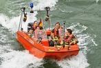 Fotos: Das neue Boot auf dem Rhein hei�t Helmut