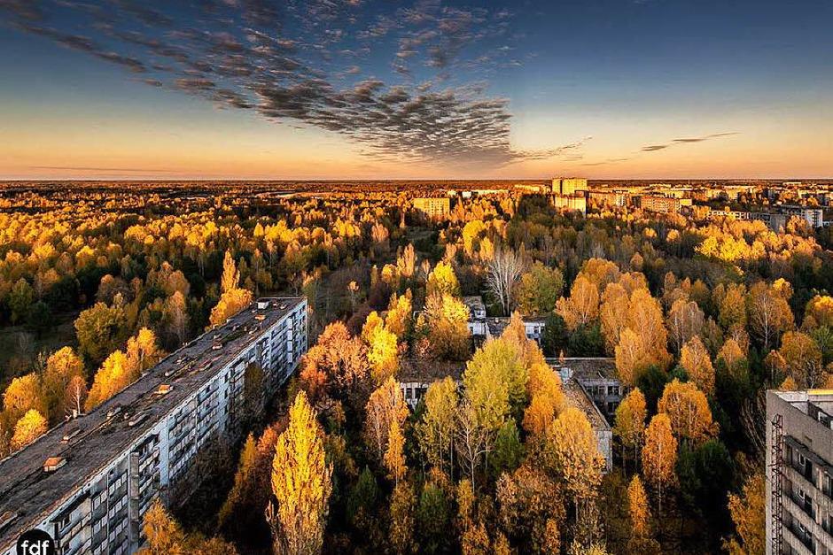 Tschernobyl und Prypjat, 30 Jahre nach dem GAU. Impressionen von Florian Döhmer. (Foto: Flo Döhmer)