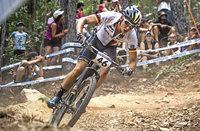 Mountainbiker Markus Bauer verletzt sich schwer