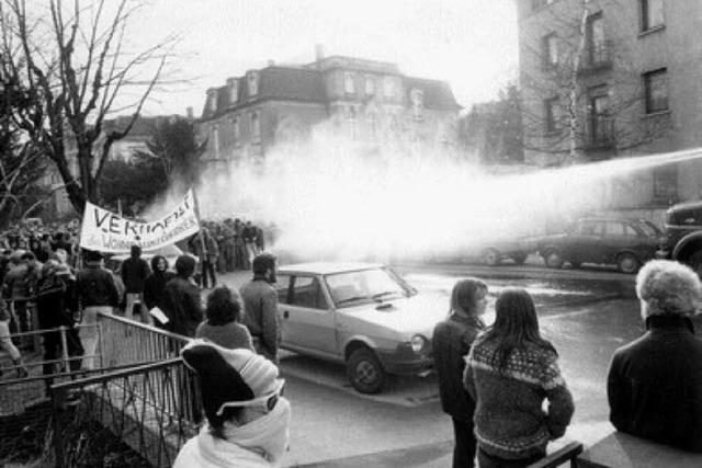 Schwarzwaldhof '81: Ein Kommissar erinnert sich