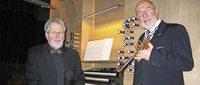 Festliches Konzert an der Silbermann-Orgel