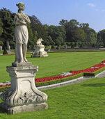 G�rten und Parks in Westfalen