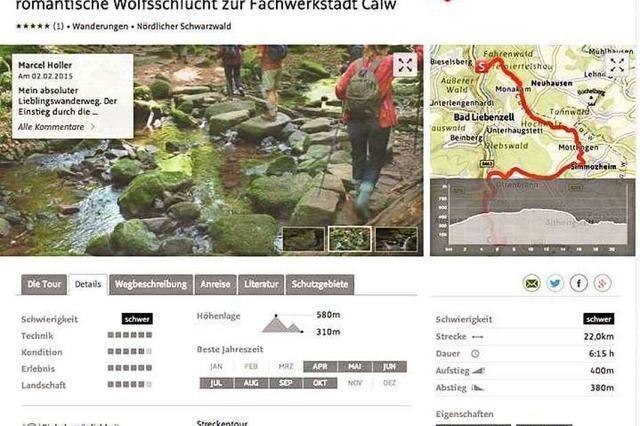Wanderservice Schwarzwald in neuem Outfit