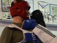 Fotos: Crashkurs in Taekwondo