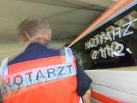 79 Jahre alter Mann st�rzt von Balkon und stirbt