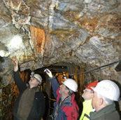 Zur Bergwerks-Saison neuer Blick auf Gesteine