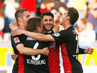 SC Freiburg will siegen und aufsteigen