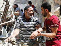 Viele Tote bei Angriff auf Krankenhaus in Aleppo