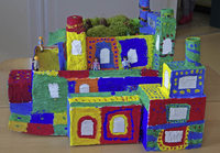 Schulen � la Hundertwasser